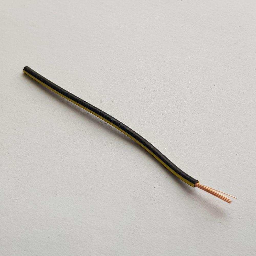 FLRY 0.5-B/T105 черно-желтый
