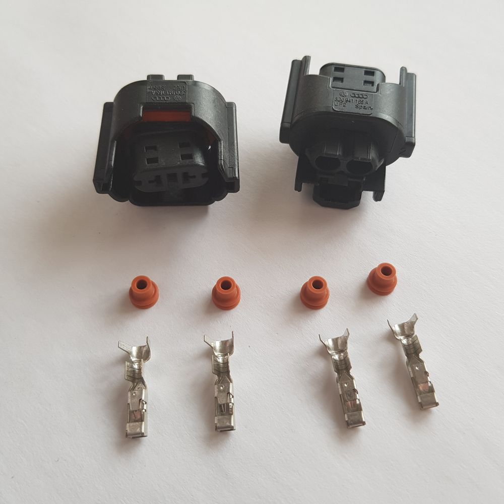 2 разъема ПТФ 3D0941165A в комплекте