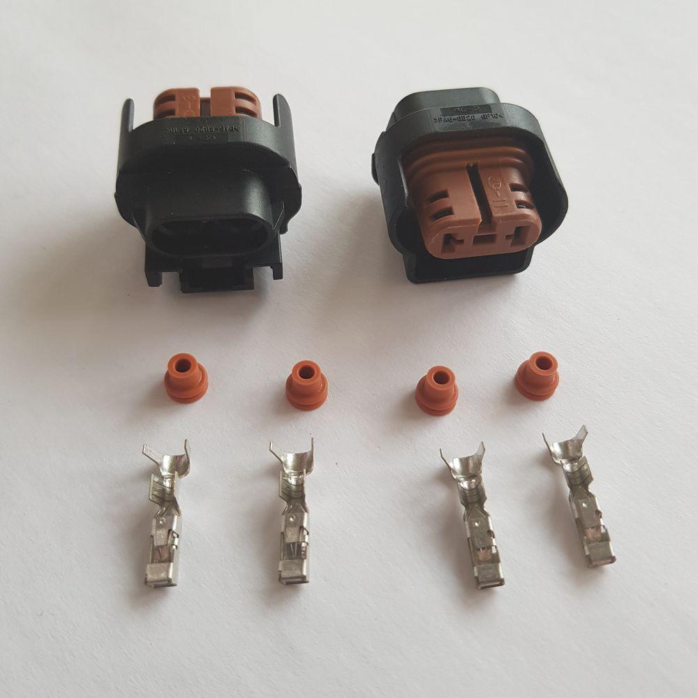 2 разъема ПТФ 7H0941165 в комплекте