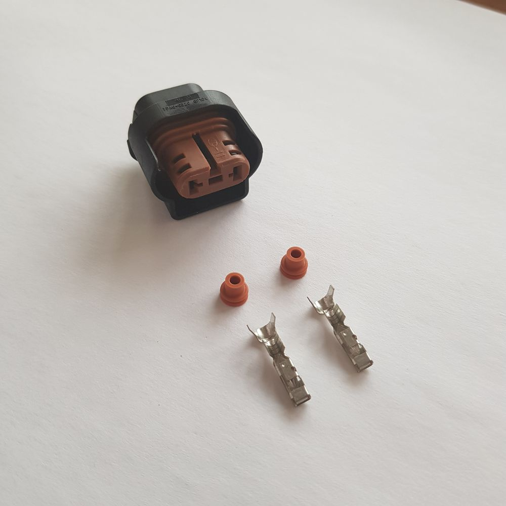 Разъем ПТФ 7H0941165 в комплекте