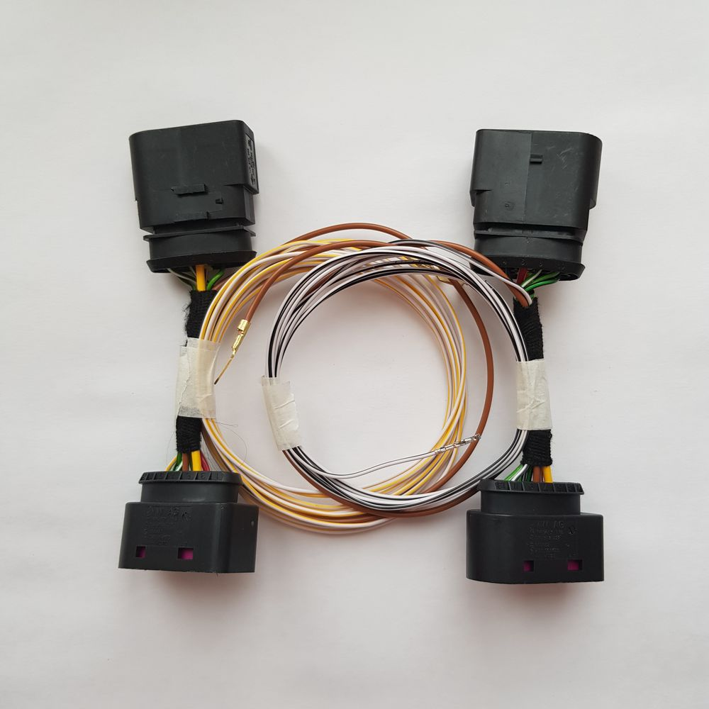Adapters hid xenon Touareg NF