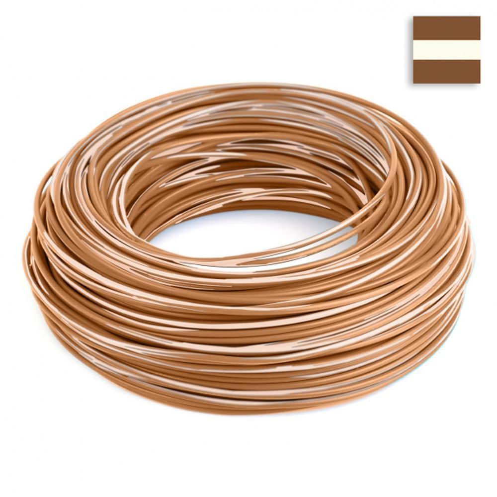 FLRY 0.5-B/T105 коричнево-белый