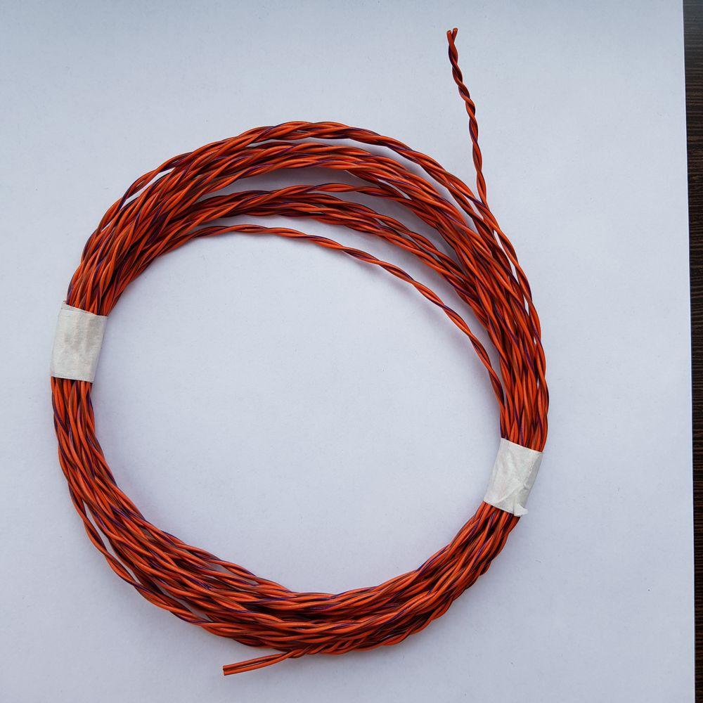 оранжево-коричневый/оранжево-фиолетовый