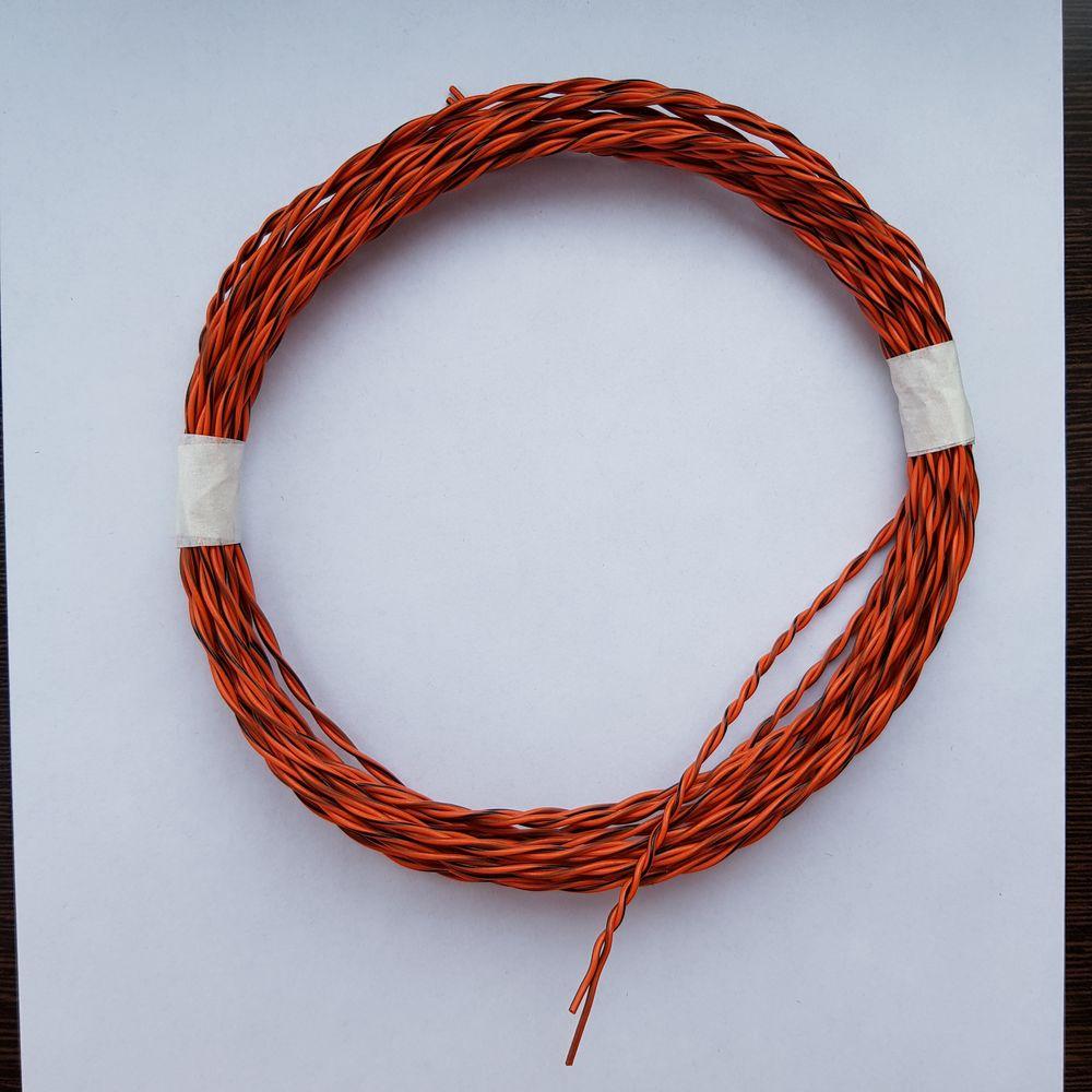 оранжево-коричневый/ оранжево-черный