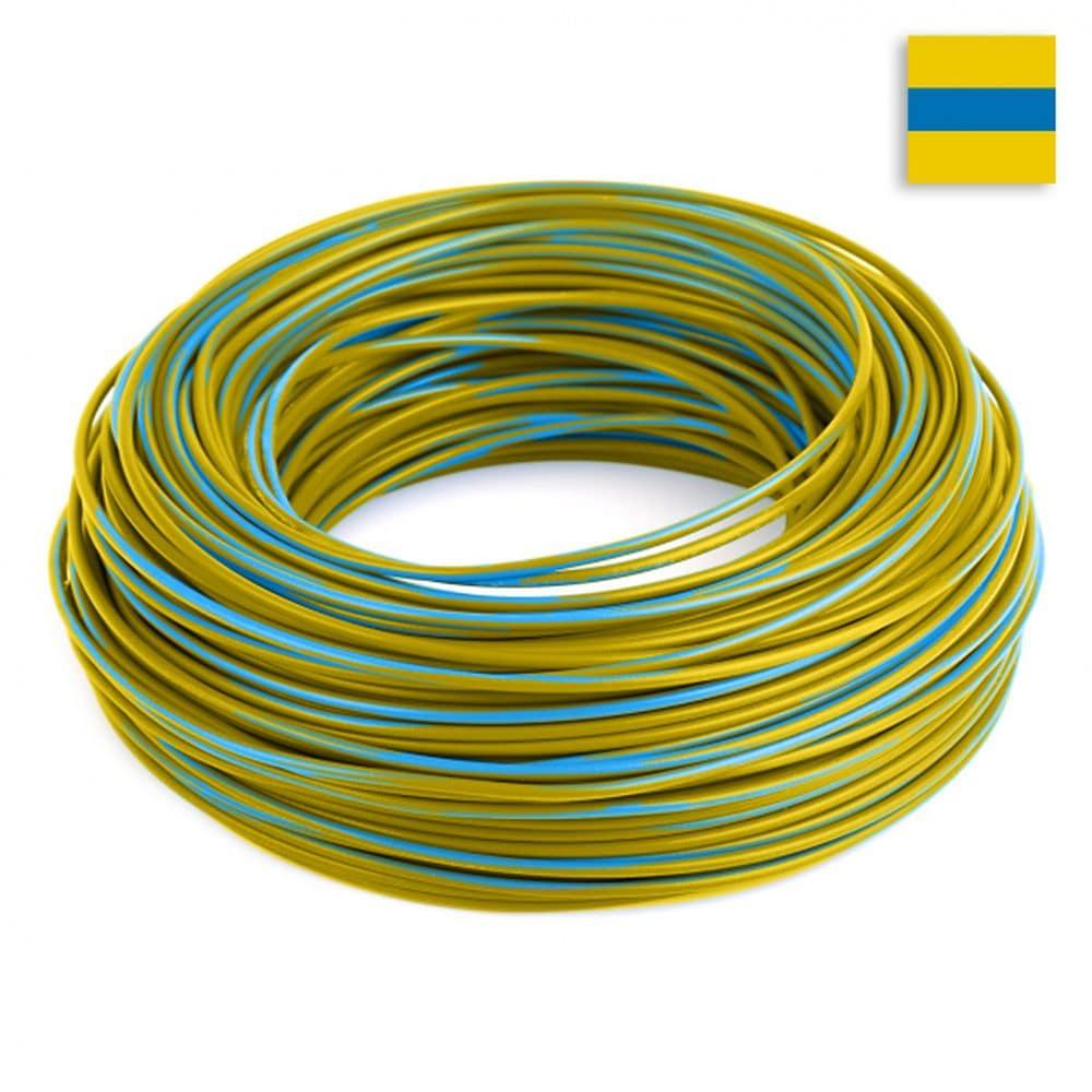 ПВАМ 0,75 желто-голубой