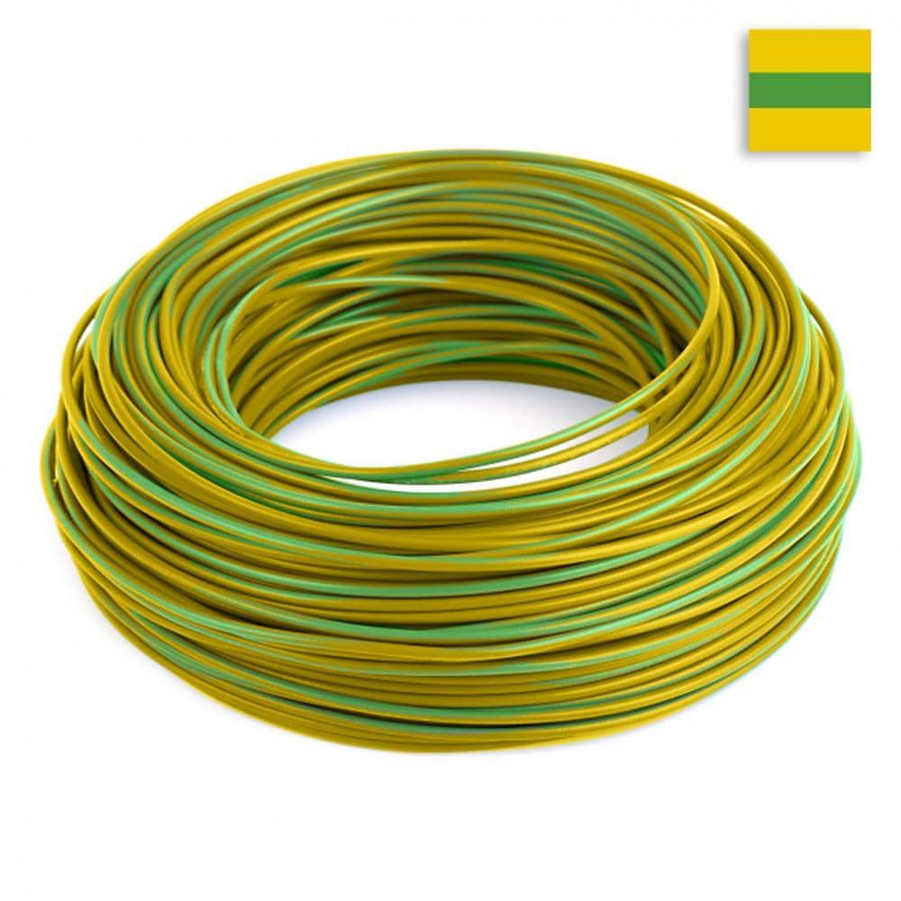 FLRY 0.5-B/T105 желто-зеленый