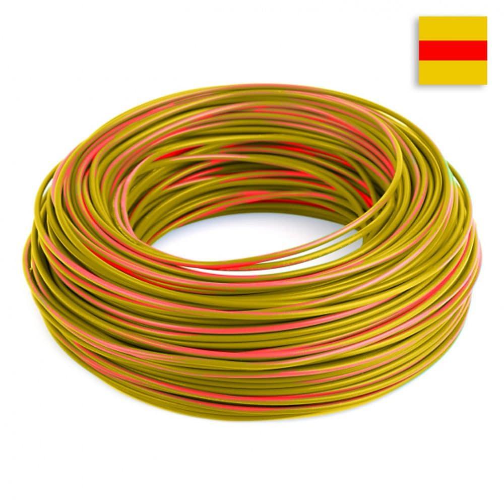 ПВАМ 1,00 желто-красный