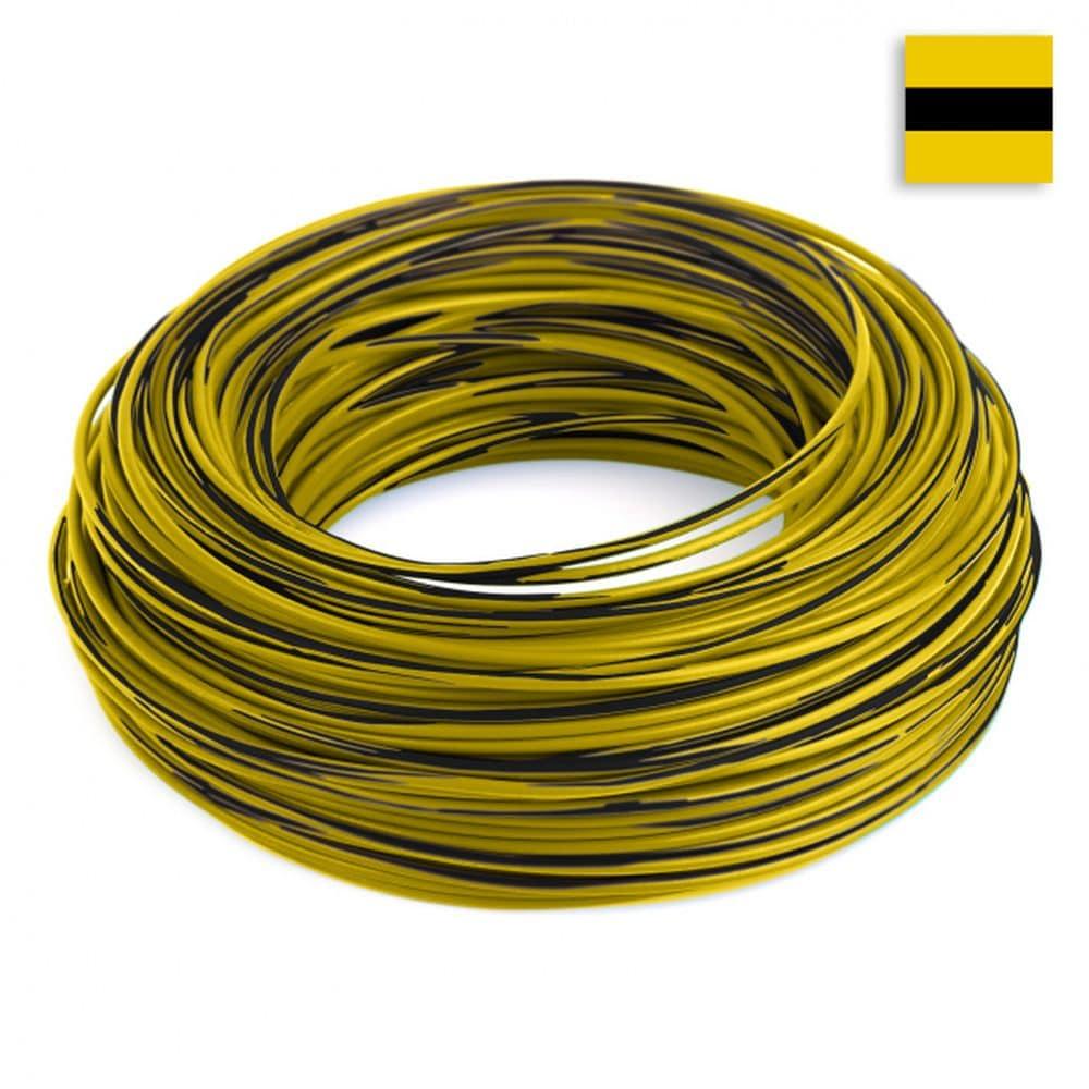 ПВАМ 0,35 желто-черный