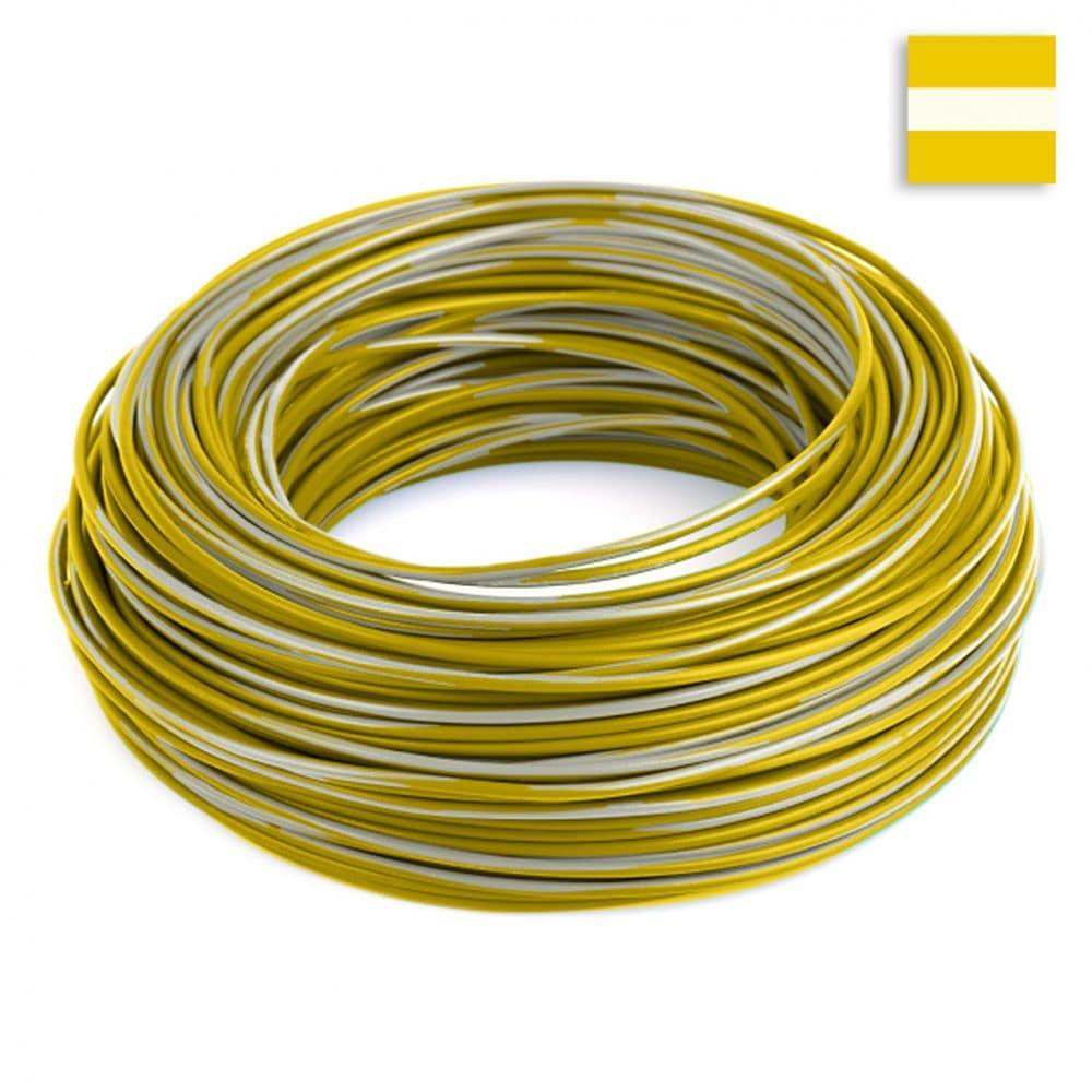 FLRY 0.35-A/T105 желто-белый