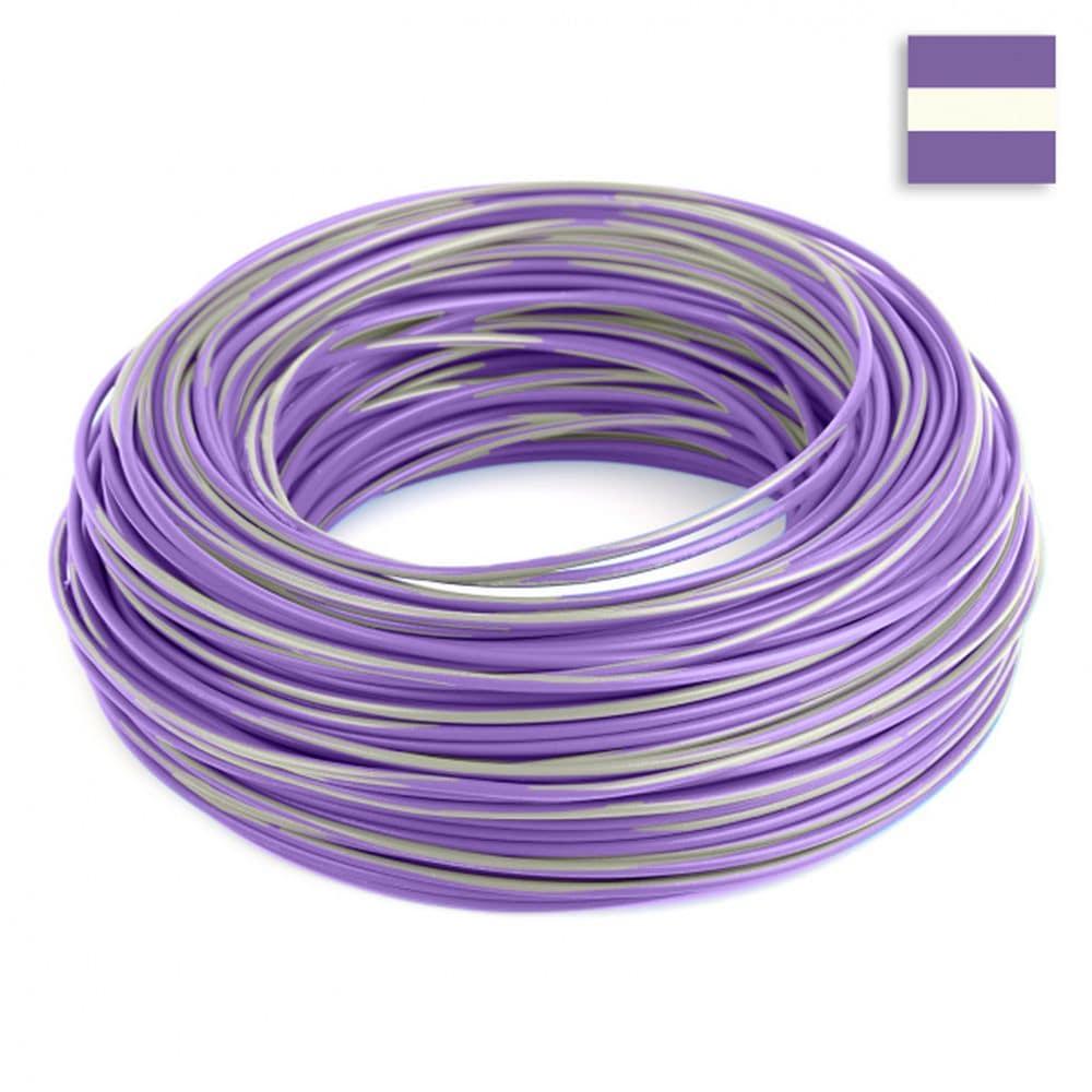 FLRY 0.35-A/T105 фиолетово-белый
