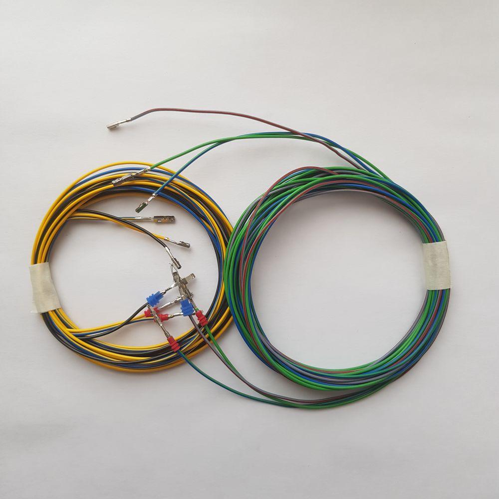 Жгут проводов для DRL Skoda A7