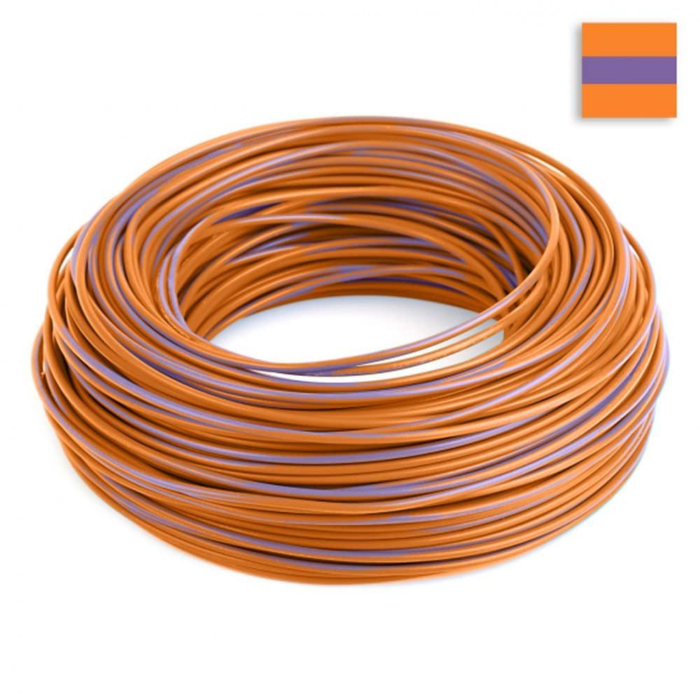 FLRY 0.35-A/T105 оранжево-фиолетовый