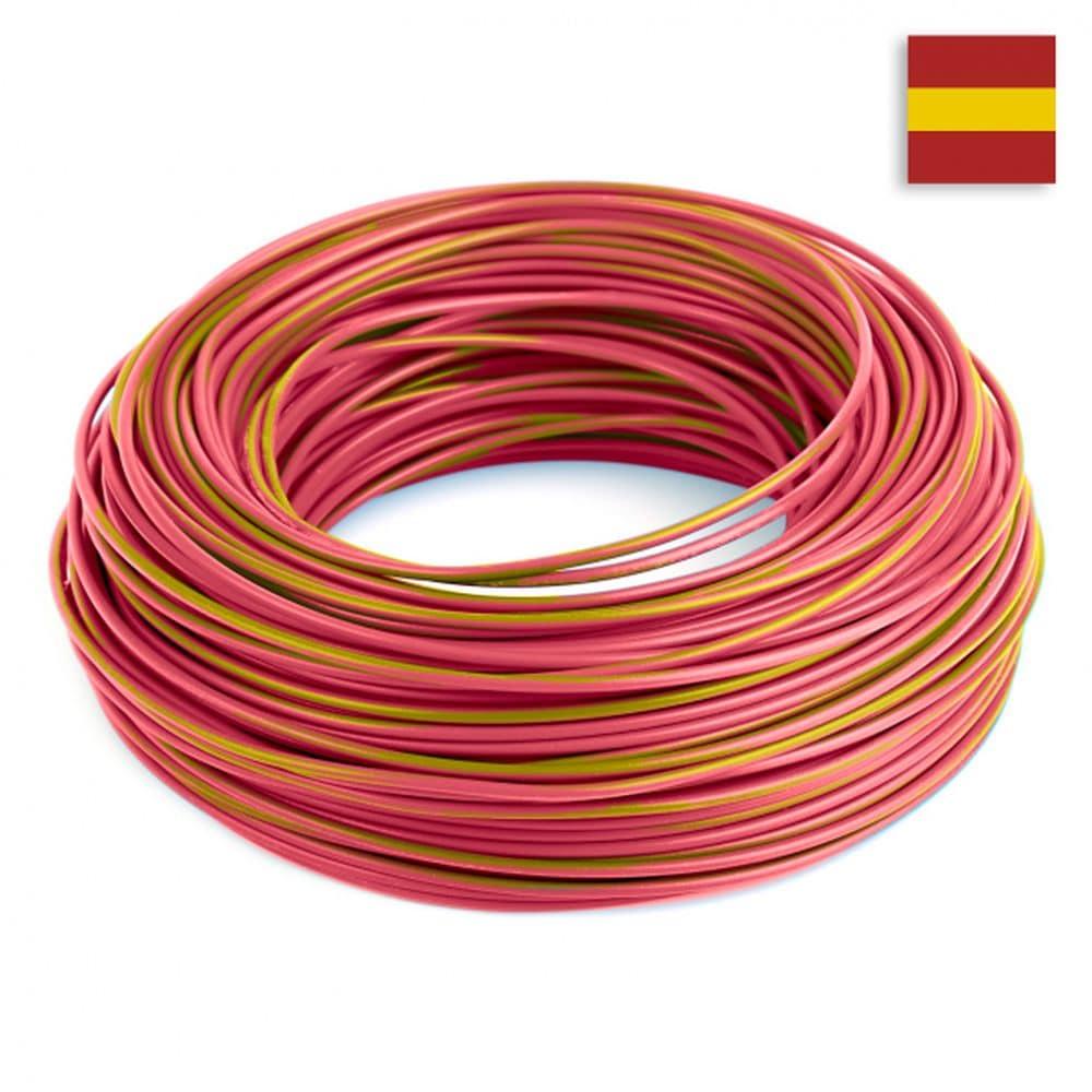 FLRY 0.5-B/T105 красно-желтый
