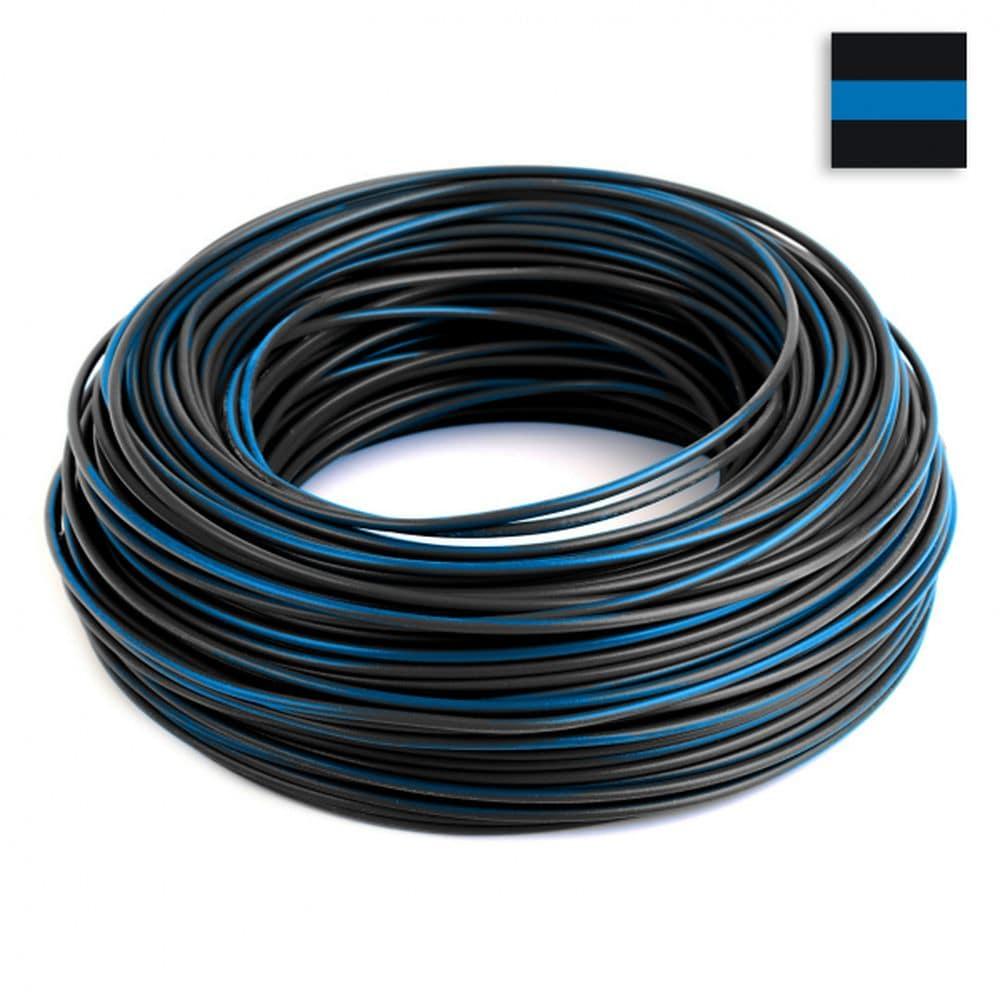 ПВАМ 0,50 черно-голубой