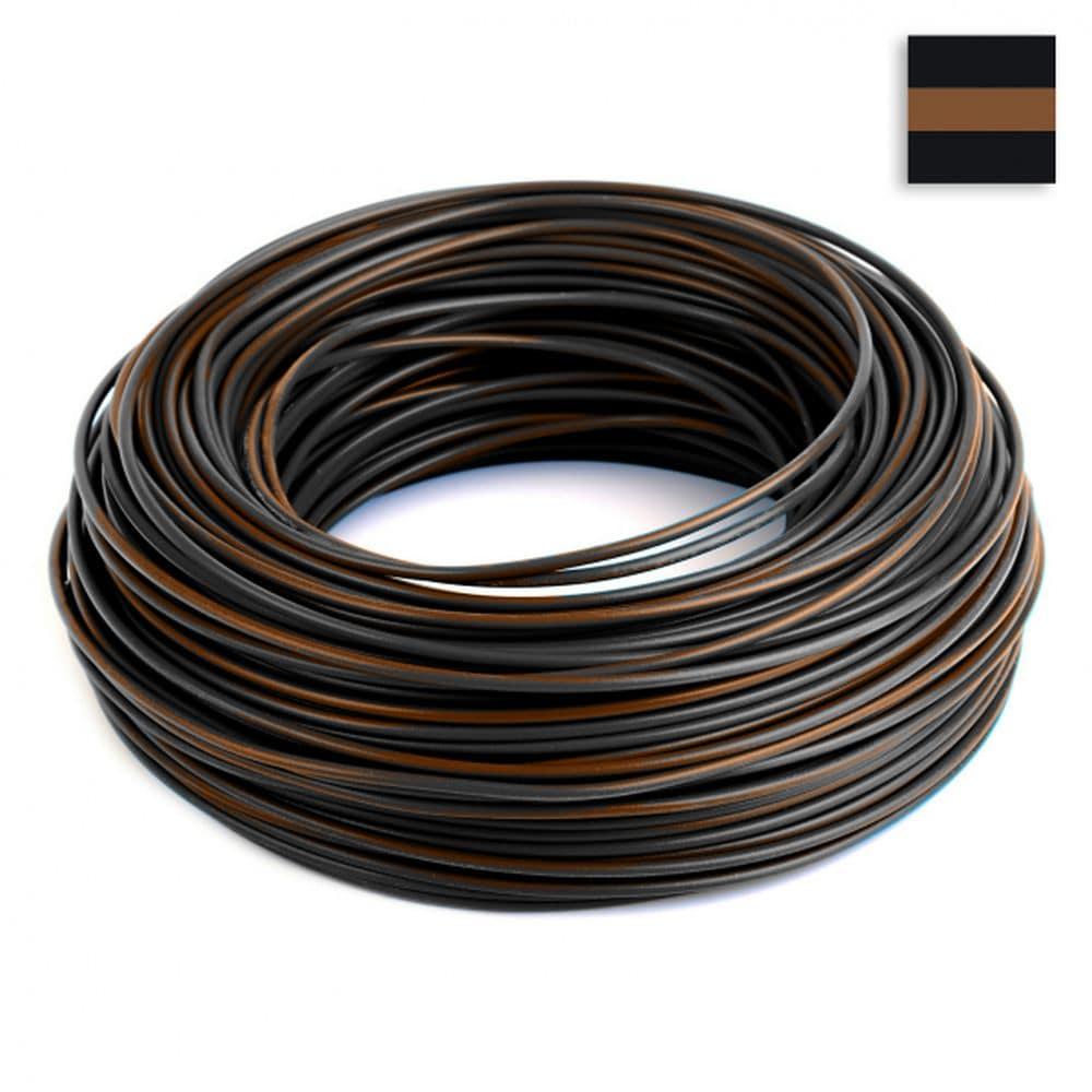 ПВАМ 0,50 черно-коричневый