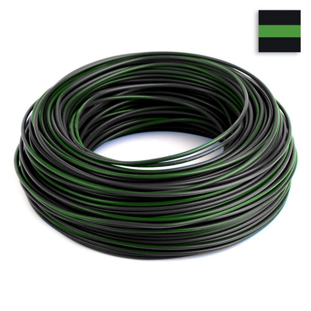 FLRY 0.35-A/T105 черно-зеленый