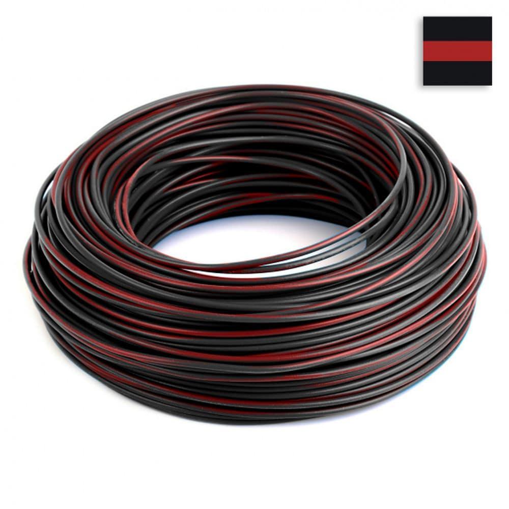FLRY 0.35-A/T105 черно-красный